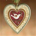 Heart Medallions