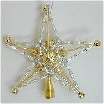 Beaded Tree Topper