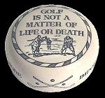 Golf is Not-