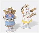 Silent Night Fairies set 2