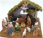 Fontanini Nativity Complete Set