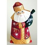 Hand Carved Santas