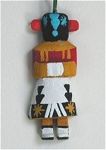 Corn Kachina Ornament