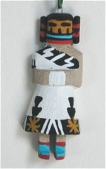 Harvest Girl Kachina Ornament