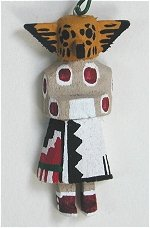 Owl Kachina Ornament