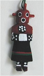 Mud Head Kachina Ornament