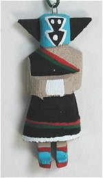 Corn Mother Kachina Ornament