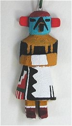 Eagle Kachina Ornament