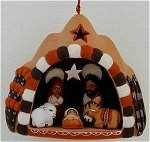 Nativity Christmas Ornament B