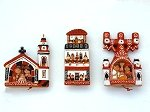 Mini set Christmas Ornaments c