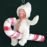 Snow Child Candy Cane