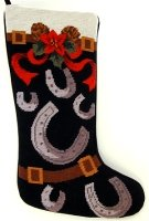 Horse Shoe Stocking